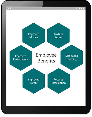 employee benefits ipad
