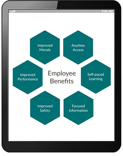 employee benefits ipad